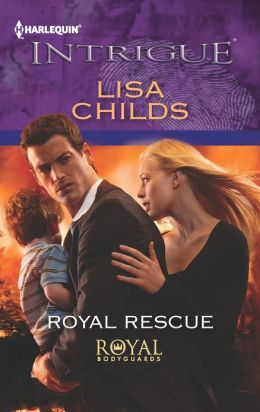 Royal Rescue (Harlequin Intrigue Series #1417)
