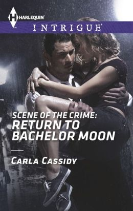 Scene of the Crime: Return to Bachelor Moon (Harlequin Intrigue Series #1460)