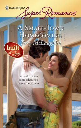A Small-Town Homecoming (Harlequin Super Romance Series #1566)