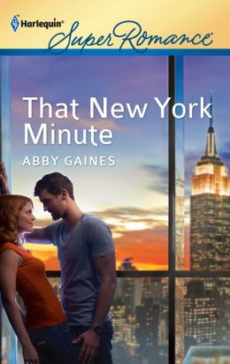 That New York Minute (Harlequin Super Romance Series #1771)
