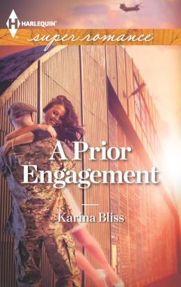 A Prior Engagement (Harlequin Super Romance Series #1849)