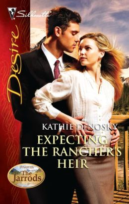 Expecting the Rancher's Heir (Silhouette Desire #2036)