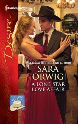 A Lone Star Love Affair (Harlequin Desire #2098)