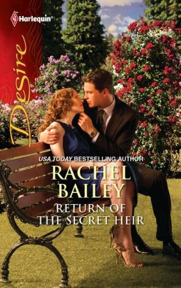 Return of the Secret Heir (Harlequin Desire #2118)