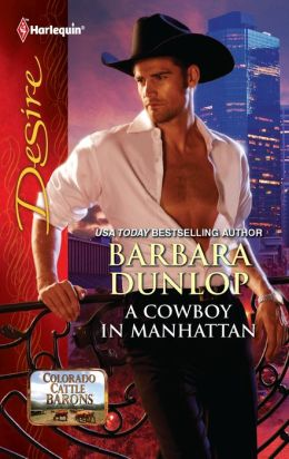 A Cowboy in Manhattan (Harlequin Desire Series #2140)