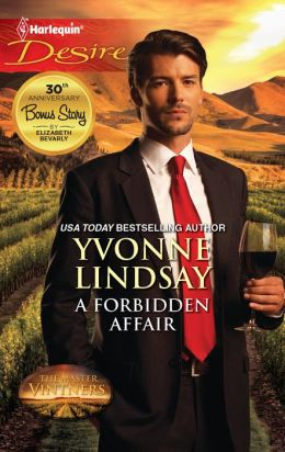 A Forbidden Affair (Harlequin Desire Series #2147)