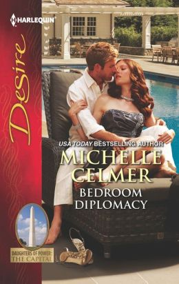 Bedroom Diplomacy (Harlequin Desire Series #2210)