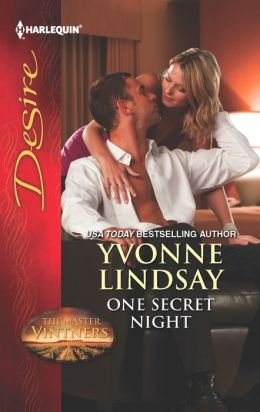 One Secret Night (Harlequin Desire Series #2217)
