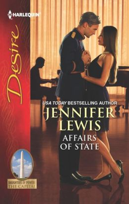 Affairs of State (Harlequin Desire Series #2234)