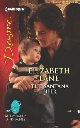 The Santana Heir (Harlequin Desire Series #2241)