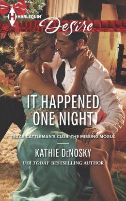 It Happened One Night (Harlequin Desire Series #2270)
