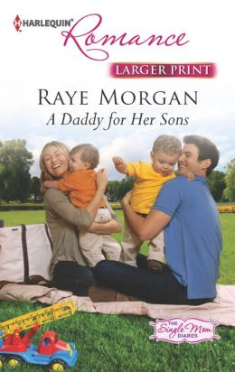 A Daddy for Her Sons (Harlequin Romance Series #4372)