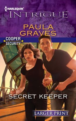 Secret Keeper (Harlequin LP Intrigue Series #1372)