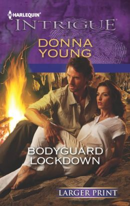 Bodyguard Lockdown (Harlequin LP Intrigue Series #1424)