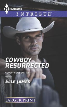 Cowboy Resurrected / Killer Body (Harlequin LP Intrigue Series #1451)