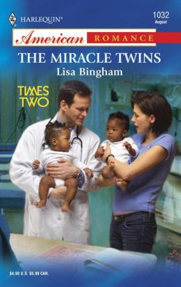 The Miracle Twins (Harlequin American Romance #1032)