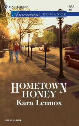 Hometown Honey (American Romance Series #1068: Blond Justice)