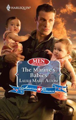 The Marine's Babies (Harlequin American Romance Series #1257)