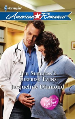 The Surgeon's Surprise Twins (Harlequin American Romance #1375)