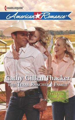 The Texas Rancher's Family (Harlequin American Romance Series #1437)
