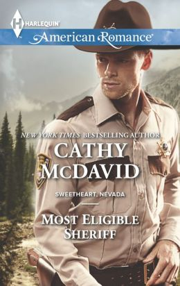 Most Eligible Sheriff (Harlequin American Romance Series #1490)
