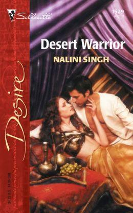 Desert Warrior (Silhouette Desire #1529)