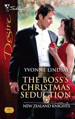 The Boss's Christmas Seduction (Silhouette Desire Series #1758)