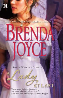 A Lady at Last (De Warenne Dynasty Series)