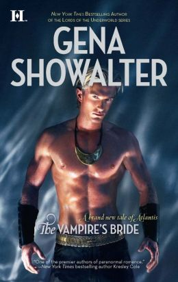 The Vampire's Bride (Gena Showalter's Atlantis Series #4)