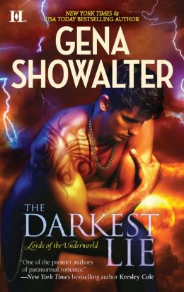 The Darkest Lie (Lords of the Underworld Series #6)