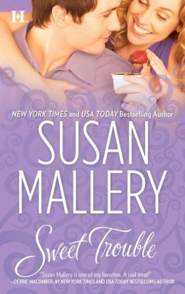 Sweet Trouble (Bakery Sisters Series #3)