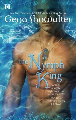 The Nymph King (Gena Showalter's Atlantis Series #3)