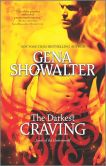 Book Cover Image. Title: The Darkest Craving, Author: Gena Showalter