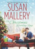 Book Cover Image. Title: The Christmas Wedding Ring, Author: Susan Mallery