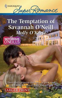 The Temptation of Savannah O'Neill