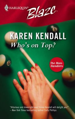 Who's on Top? (Harlequin Blaze #195)
