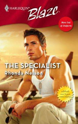 The Specialist (Harlequin Blaze Series #277)