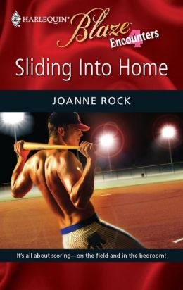 Sliding into Home (Harlequin Blaze #486)
