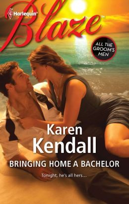 Bringing Home a Bachelor (Harlequin Blaze Series #686)