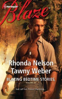 Blazing Bedtime Stories, Volume VII: The Steadfast Hot Soldier / Wild Thing (Harlequin Blaze Series #688)