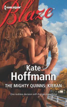 The Mighty Quinns: Kieran (Harlequin Blaze Series #707)