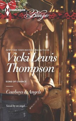 Cowboys and Angels (Harlequin Blaze Series #775)