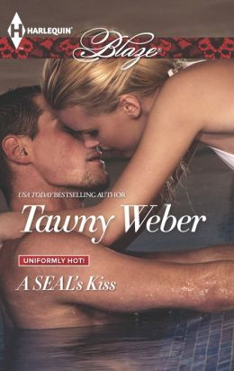 A SEAL's Kiss (Harlequin Blaze Series #791)
