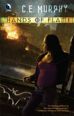 Hands of Flame (Negotiator Trilogy Series #3)
