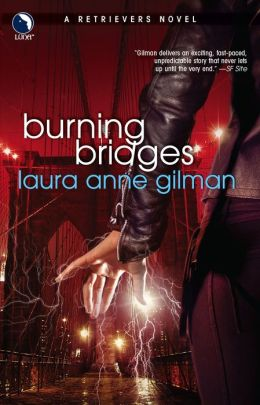 Burning Bridges (Retrievers Series #4)