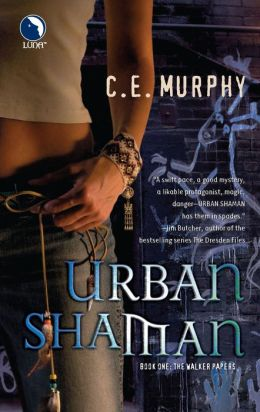 Urban Shaman (Walker Papers Series #1)