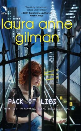 Pack of Lies (Paranormal Scene Investigations Series #2)