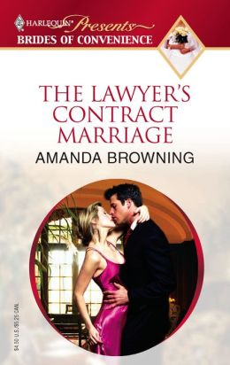 The Lawyer's Contract Marriage (Promotional Presents Series)