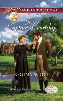 The Captain's Courtship (Love Inspired Historical Series)
