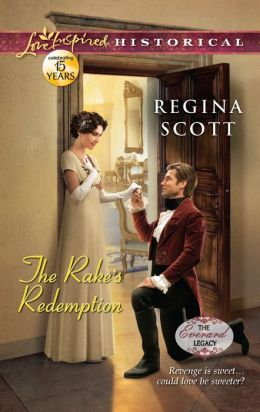The Rake's Redemption (Love Inspired Historical Series)